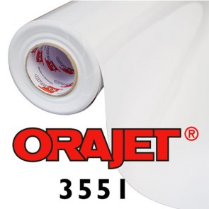 Orajet 3551 Serisi Yarı Cast Solvent Baskı Folyosu - Araç Kaplama