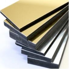 Aynalı Dekota 9mm Gümüş/Altın 125cm*200cm
