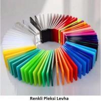 Pleksiglas Levha / Akrilik Levha Beyaz - Şeffaf - Buzlu 2,8mm 150cm*300cm