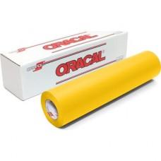 Oracal 641 Seri Renkli Folyo 021 Sarı 126cm