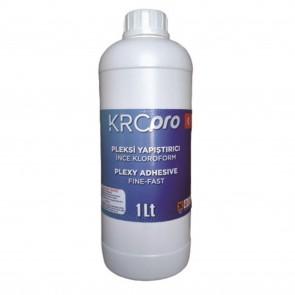 Pleksi Yapıştıcı (Kloroform) 1 Litre Kalın